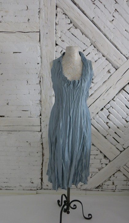 "Kleid "" Opal "" aus Seide"