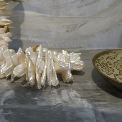 Bizzarr-Perlen als Collier 269.-